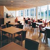 岩見沢市市民会館レストラン