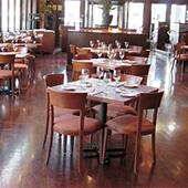 アメリカ サンフランシスコジャイアンツ球場 レストラン