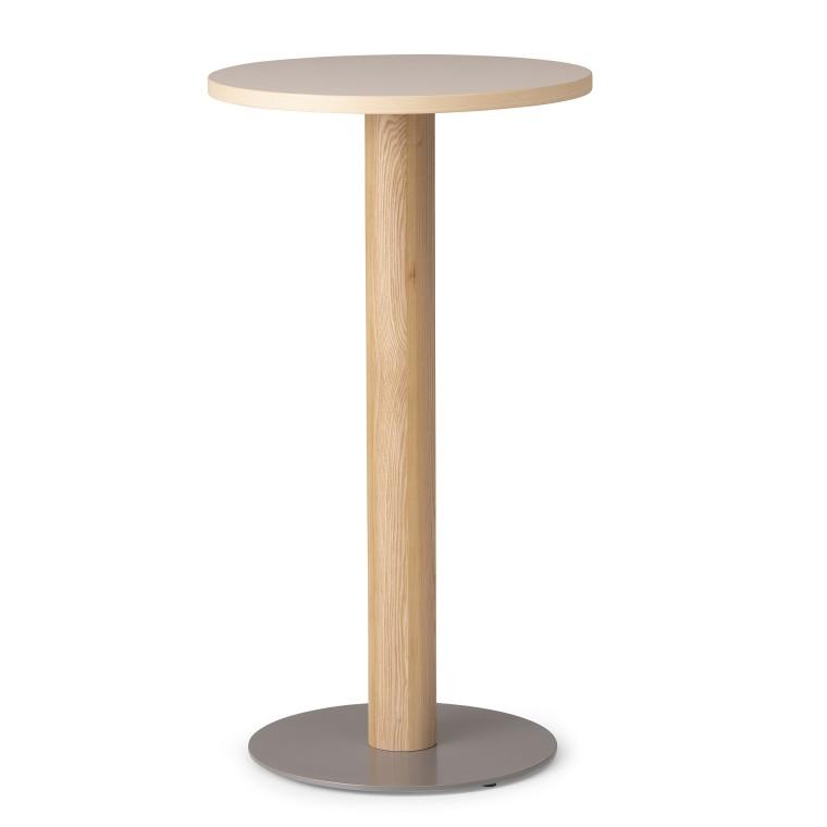 KOTAN ラウンドハイテーブル φ60(リノリウム)