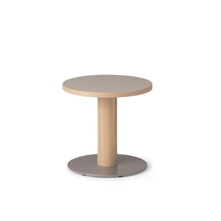 KOTAN ラウンドローテーブル(リノリウム)