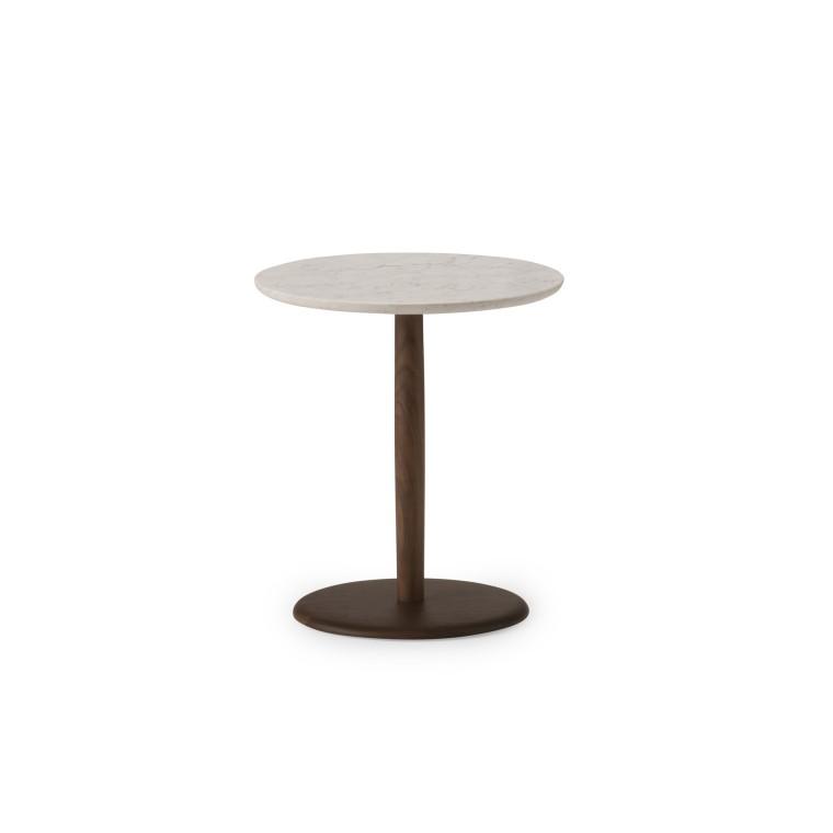 KAMUY リビング サイドテーブル φ45(大理石)