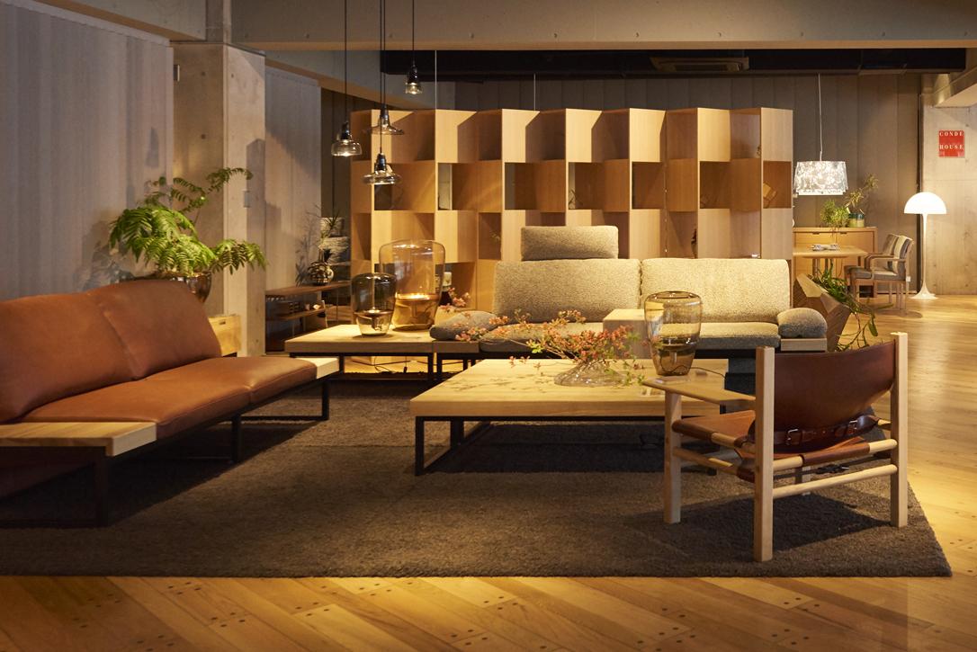 リビングフェア & お気に入りの家具とアートのある暮らし展 開催の