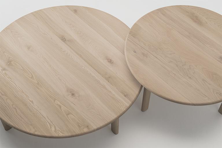 YUKAR 丸テーブル