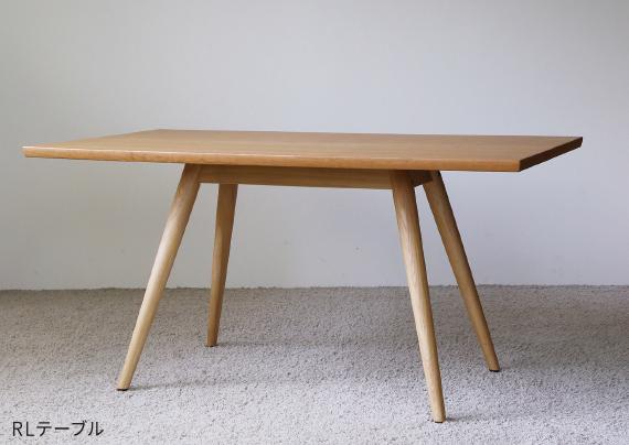 RLテーブル