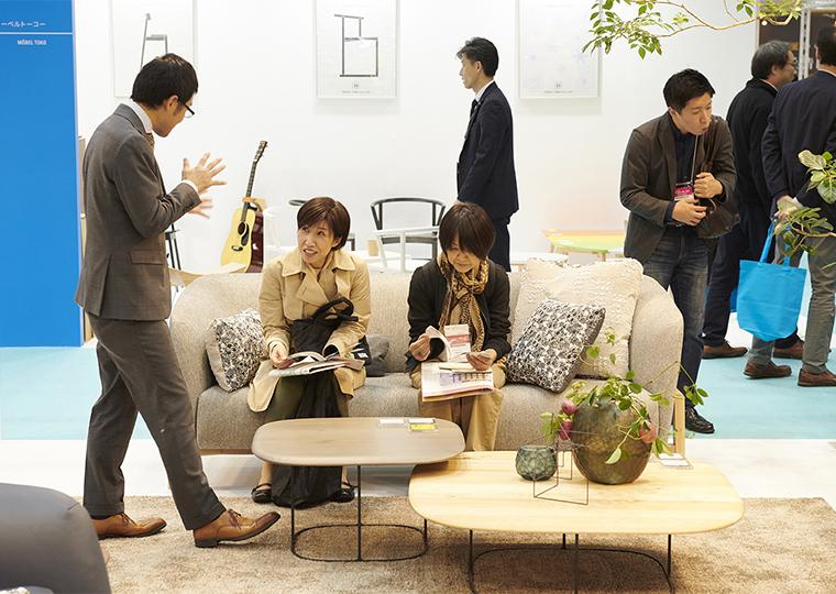 国内外で人気のTENシリーズにリビングモデルが登場