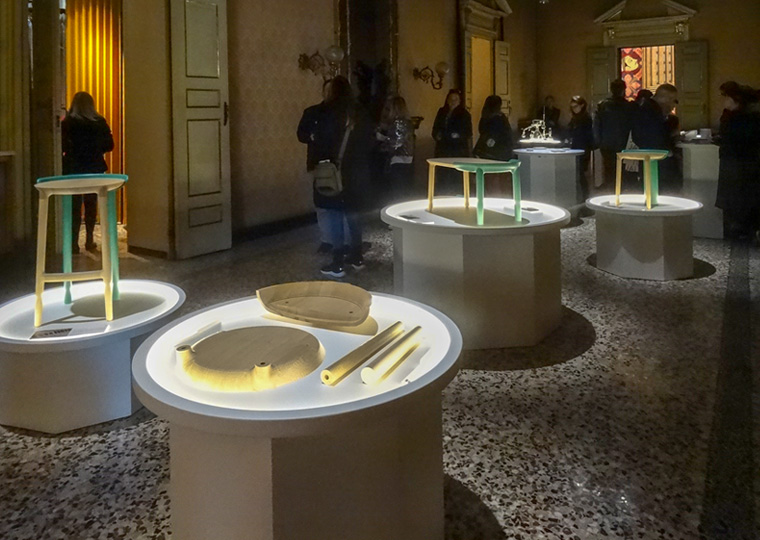 Palazzo Litta会場 ジャパンクリエイティブ「Crust(クラスト)」
