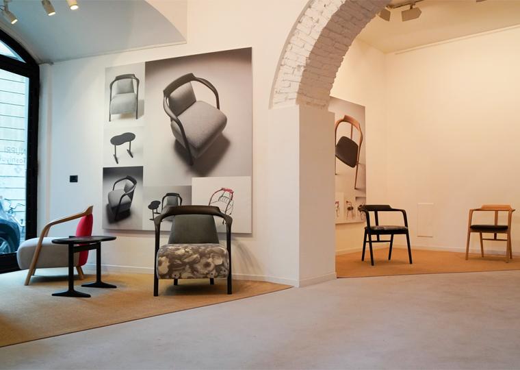 Galleria Rubin会場「NUPRI」