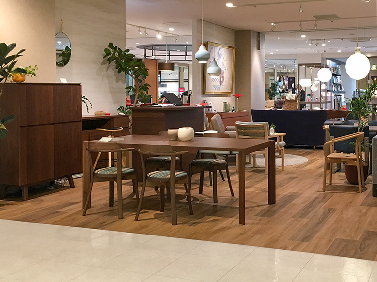 カンディハウス髙島屋新宿店